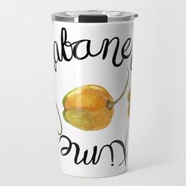 Habanero time Travel Mug