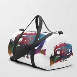 tuba art #tuba #music Duffle Bag
