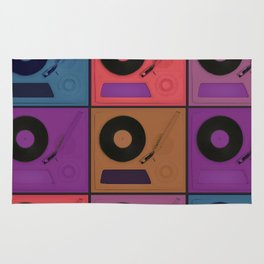 The Sounds of Colors  Rug
