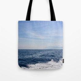 Ride Through Bliss Tote Bag