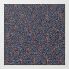 Cuben Wavey Canvas Print
