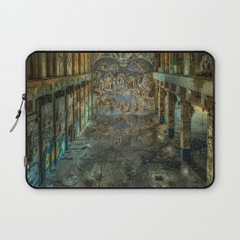 Apocalyptic Vision of the Sistine Chapel Rome 2020 Laptop Sleeve