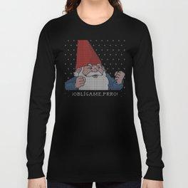 Oblígame prro Long Sleeve T-shirt