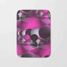 3D - abstraction -115- Bath Mat