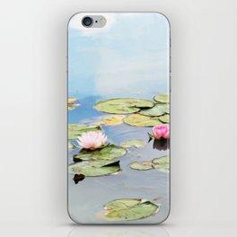 Monet's Garden iPhone Skin