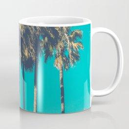 A Few Turquoise Palms Coffee Mug