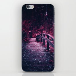 Maybe You're Lost Coz You're Not Looking iPhone Skin