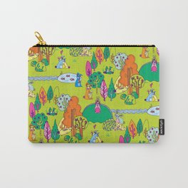 Bunnyland Carry-All Pouch