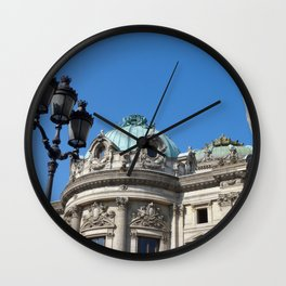 Opéra de Paris, architecture Wall Clock