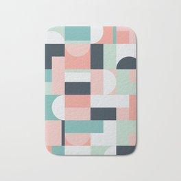 Abstract Geometric 08 Bath Mat