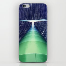The Wind of the Stars iPhone Skin