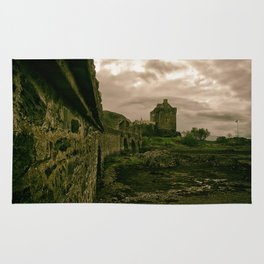 Eilean Donan Castle, Kyle of Lochalsh, Scotland Rug