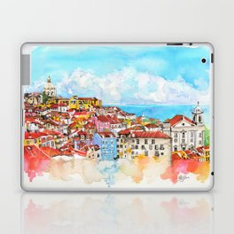 Lisbon, Portugal Laptop & iPad Skin