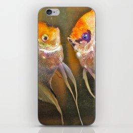 VAL & TINE ANGELS iPhone Skin