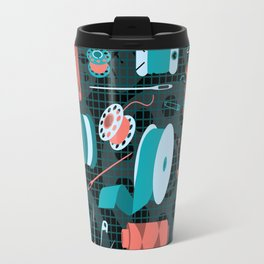 cotton on Travel Mug