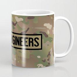 Engineers (Camouflage) Coffee Mug