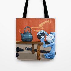 Tea for Two Tote Bag