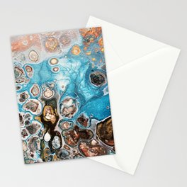 Tropical Tide Pool Stationery Cards