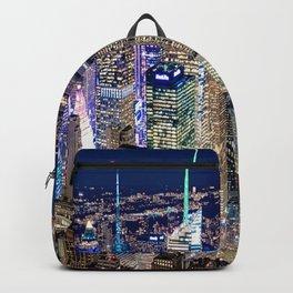 New York City Skyline Backpack