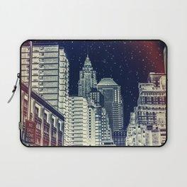 New York. Gotham City. Laptop Sleeve