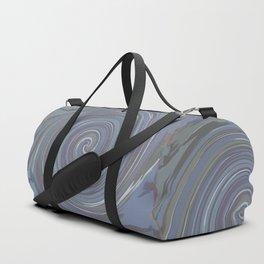 VERTIGO GREY Duffle Bag