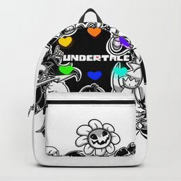 7f7d2239c656 UNDERTALE CHARACTER Backpack