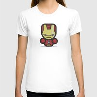 ironman T-shirts featuring Ironman by MaNia Creations