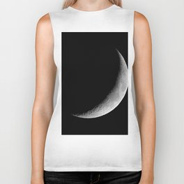 Crescent Moon Biker Tank