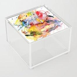 Heart of Stone Acrylic Box