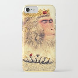 His Majesty, the King! iPhone Case