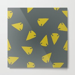 ARROWHEADS-CITRUS Metal Print