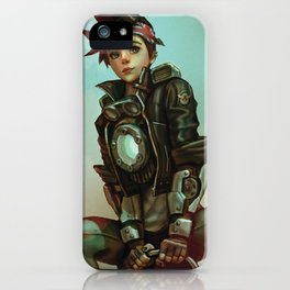 tracer 1900 iPhone Case