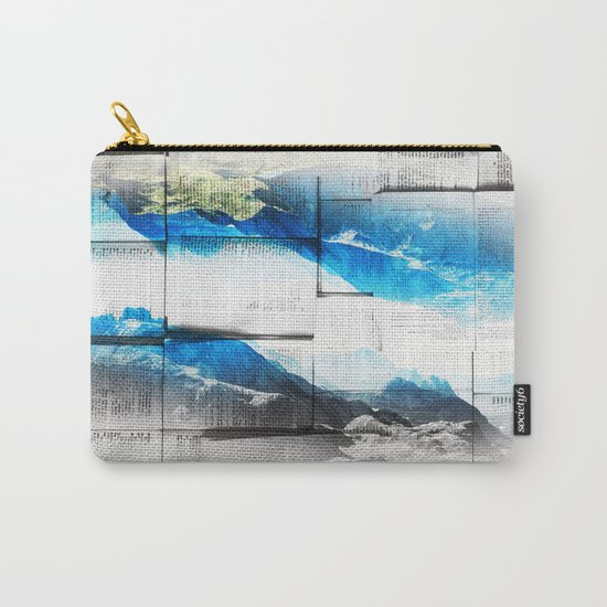 Reading is dreaming with open eyes Carry-All Pouch