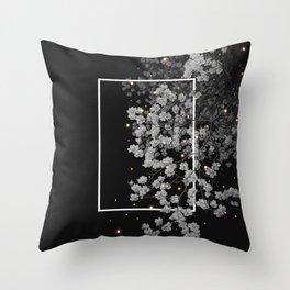 fugacious Throw Pillow
