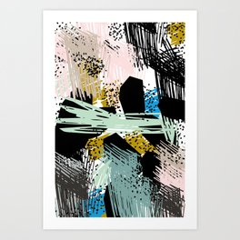 Dramatic Applause Art Print
