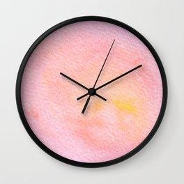 Atardecer Wall Clock