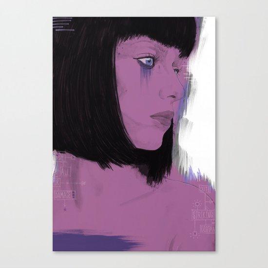 Striking Distance Canvas Print