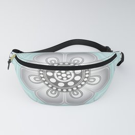 Mandala Creation, all points for one Fanny Pack