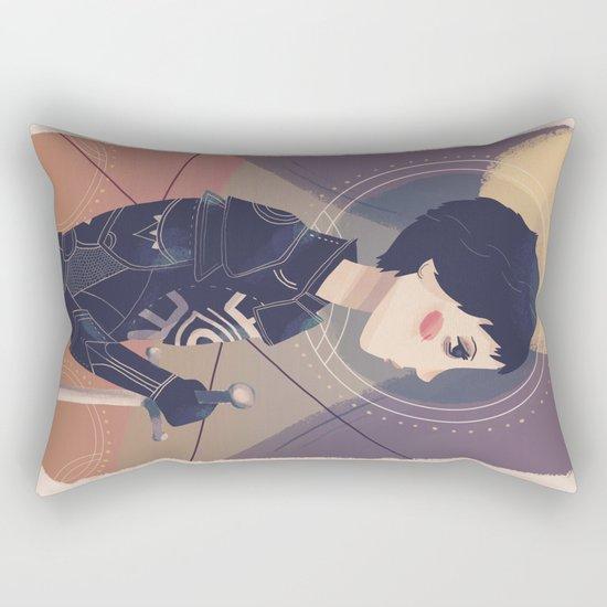 Seeker Rectangular Pillow
