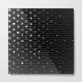 Polkadots Jewels G191 Metal Print
