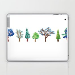 Summer trees Laptop & iPad Skin