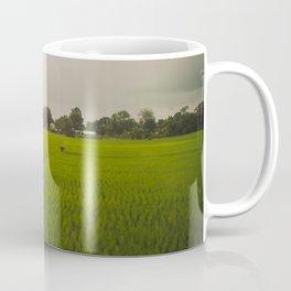 The Rice Paddies of Nepal 001 Coffee Mug