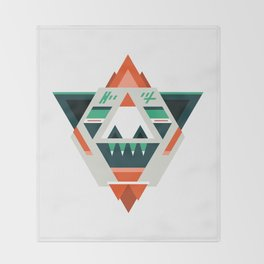 Sasquatch boss Throw Blanket