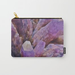 EEB. Amethyst Carry-All Pouch