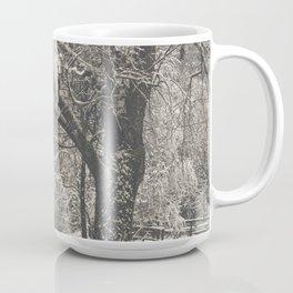 Walking in the Snow Coffee Mug