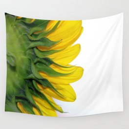 Jessica's Sunflower Wall Tapestry