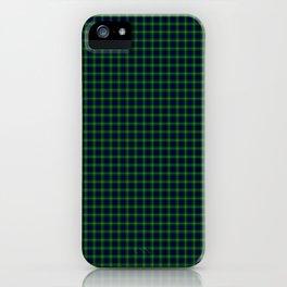 Lamont Tartan iPhone Case