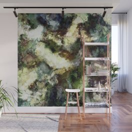Silent erosion Wall Mural