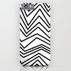 Graphic_Chevron freehand Slim Case iPhone 6s