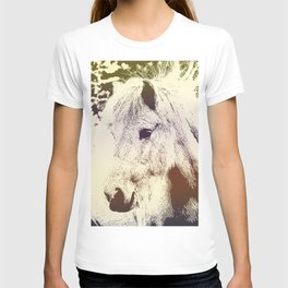 Colored Pony T-shirt